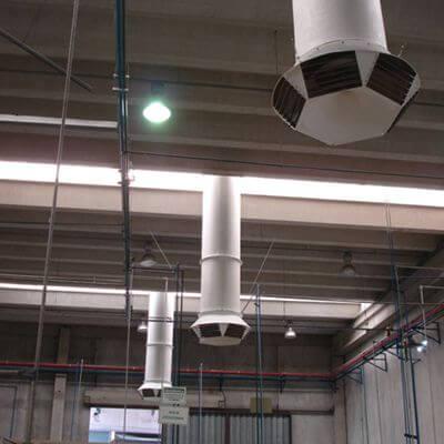 Descubra qual é a função dos equipamentos de ventilação industrial