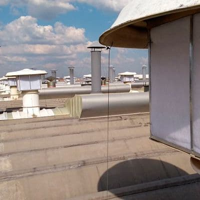 Exaustores Industriais com Filtro