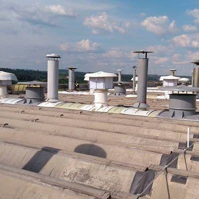 Os riscos evitados pelo uso de equipamentos de ventilação