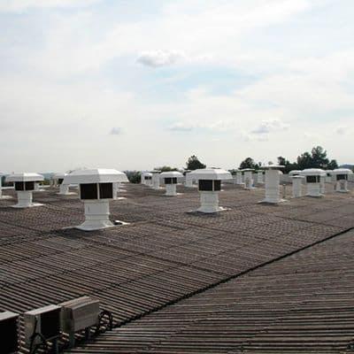 Reforma de Equipamentos de Ventilação