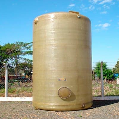 Tanques Fibra de Vidro para Agua