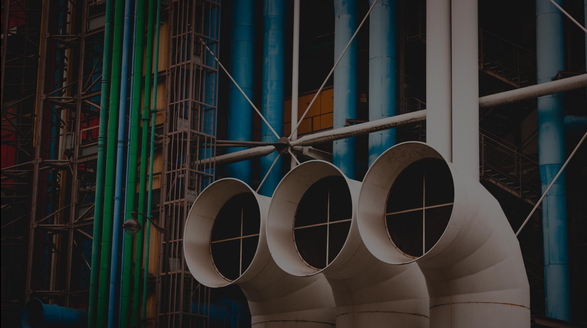 Equipamentos para Ventilação Industrial - Orion Fibras